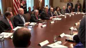 News video: Trump Says He Might Let The Hard Deadline on Chine Deal Slip