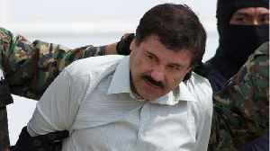 US Jury Convicts Joaquin Guzman For Drug Trafficking [Video]