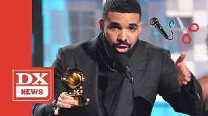 Drake's 2019 Grammys Acceptance Speech Gets Cut Short & Twitter Erupts [Video]
