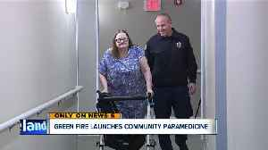 Green Fire Department saves the day with new program for seniors [Video]