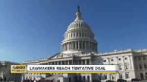 Tentative agreement reached to avoid partial government shutdown [Video]