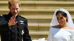 Best Moments From Prince Harry And Meghan Markle's Cinderella Wedding! [Video]