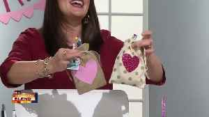 Valentine's Day DIY With  Melisa Fluhr [Video]