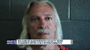 Washtenaw County man arrested in California for child sexually abusive material [Video]