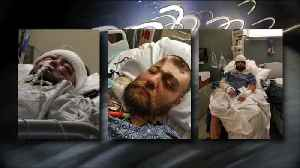 Lawsuit filed against two police officers cleared in shooting that severely injured man [Video]