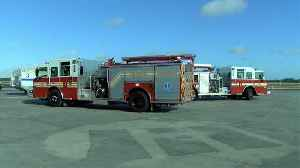 First responders train during disaster drill at Vero Beach Airport [Video]