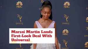This 14 Year Old Actress Gets A Big Movie Deal With Universal [Video]
