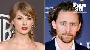 Taylor Swift's little black book is full of hot Brits [Video]