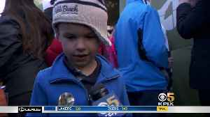 Young Golf Fan Doesn't Have A Handicap Yet, But He Does Have Jordan Spieth's Autograph [Video]