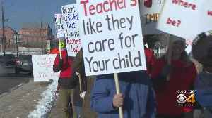 Teachers To Head Back To The Picket Line On Tuesday [Video]