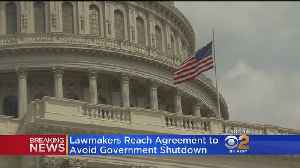 Lawmakers Reach Deal To Avoid New Shutdown [Video]