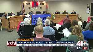 Raytown School District cutting 20 teaching assistants [Video]