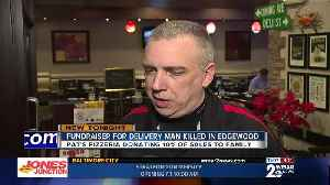 Fundraiser for delivery man killed in Edgewood [Video]