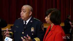 Baltimore residents meet acting Baltimore Police Commissioner [Video]