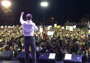 Anti-Trump Rally: Beto O'Rourke Fires Up Crowd in El Paso [Video]