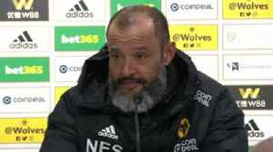 Nuno proud of Wolves' spirit [Video]