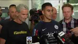 Hakeem Al-Araibi: I'm so grateful [Video]