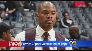 Justin Fairfax Accuser Claims Former Clipper Corey Maggette Sexually Assaulted Her [Video]