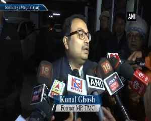 Participated in investigation in confrontation with Kolkata Police Commissioner Kunal Ghosh [Video]
