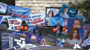 Israel's Labor party fights to stay alive as April polls loom [Video]