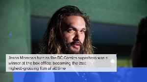 Aquaman sequel officially in the works [Video]