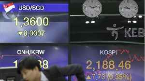 Asian Stocks Up, So Are Trade Hopes [Video]
