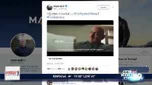 Mark Kelly to run for Senate in 2020 [Video]