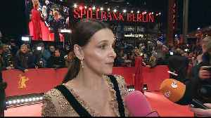 News video: Competition underway for Golden Bear at Berlin film festival