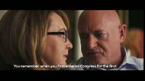 Gabby Giffords' husband to run for U.S. Senate [Video]