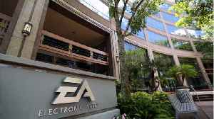 News video: Electronic Arts Is Surging