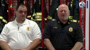 A conversation with Clarence Center firefighters and their memories of 3407 [Video]