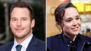 Chris Pratt Responds to Ellen Page's Comments About His 'Anti-LGBTQ' Church | THR News [Video]