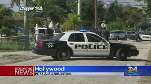 Hollywood Police Investigate Possible Abduction Of Teen Girl [Video]