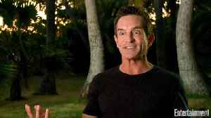 'Survivor: Edge of Extinction' - Probst on Returning Players [Video]