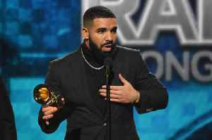 Grammys say Drake finished his speech when they cut him off [Video]