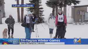Special Olympics Athletes Compete At Eldora [Video]