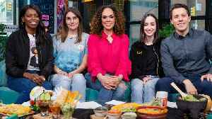 BUILD Brunch: February 12, Ariel Fox Joins The Table [Video]