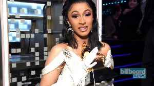 Cardi B Takes a Break From Instagram, Deactivates Account | Billboard News [Video]