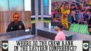 Where Do The Columbus Crew Rank In The MLS? [Video]