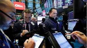 Stocks Are Up On Wall Street [Video]