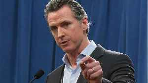 California Gov. Gavin Newsom Takes Aim At Trump's Anti-Immigration Policies [Video]