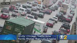 Chicago's Traffic Woes Surpass Los Angeles [Video]