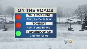 Philadelphia Weather: Soggy Night Following Messy Day [Video]