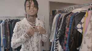 Watch Rapper Swae Lee Get Ready for the 2019 Grammys [Video]