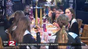 Kuyahoora Cougers end of year banquette [Video]