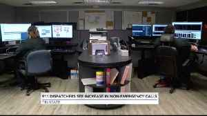 911 Dispatchers See Increase in Non-Emergency Calls [Video]