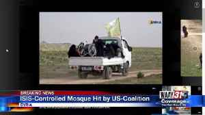 ISIS-Controlled Mosque Hit by US-Coalition [Video]