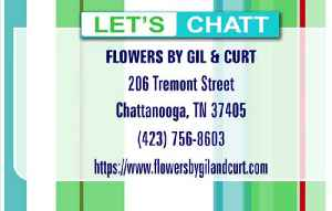 Flowers by Gil & Curt -- Just in time for Valentine's Day [Video]