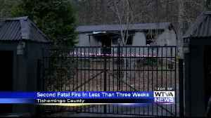 Fire claims life of Tishomingo County man [Video]