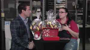 Tasty bouquets with Edible Arrangements [Video]